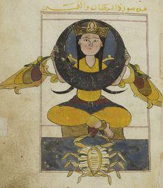 'Traité des nativités', attribué à Aboû Maʿschar.(787-886, Bagdad)