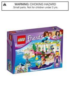Lego Friends Heartlake Surf Shop Set - Misc