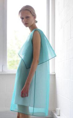 "opaqueglitter: "" Melissa Diamantidi Look book SS/13, Model: Anni Jürgenson """