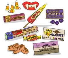 Candy Drawer - Pedoney
