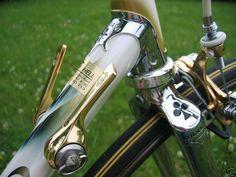 Excellent lugs, although im not sure I want super shiny like this. A more matte metal look is more my thing right now.