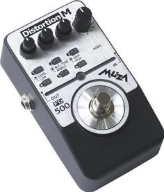 Muza FD-500 DISTORTION M+ by Muza Sound. $54.88. This is the hard to find FD-500 Distortion Modeler from MUZA. These is a great sounding Distortion that had gotten a very good buzz and word of mouth and then became very hard to attain.... until now. I have a few of these great units (brand new) that I am offering here for my customers. MUZA's FD500 is a storable version of the earlier FD50/55. A digital modeling guitar distortion stomp pedal contains 10 well-known guitar dis...