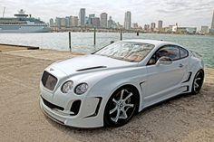 2010 Bentley Continental Super Sport