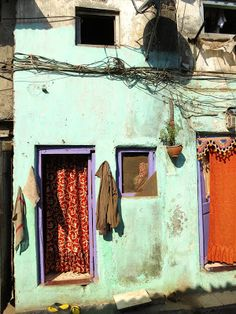 BombayJules: Worli Fishing Village - Koli fisherman's house