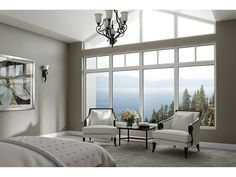 Milgard bedroom windows and doors. View the full photo gallery here: http://www.milgard.com/design-tips-and-inspiration/photo-gallery/c/MMI10655/