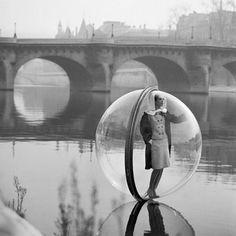 Melvin Sokolsky for Harper's Bazaar, 1963