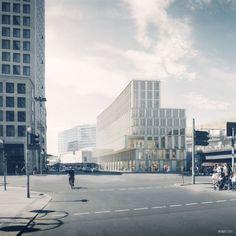 CGarchitect - Professional 3D Architectural Visualization User Community | Geschäftshaus am Zoo