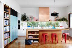 Kitchen Dinning Room, New Kitchen, Kitchen Decor, Apartment Living, Kitchen Interior, Home And Living, Home Kitchens, Sweet Home, House Design