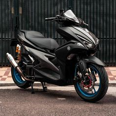 Aerox 155 Yamaha, Motor Sport, Scooters, Decals, Horse, Iron, Motorcycle, Bike, Vehicles