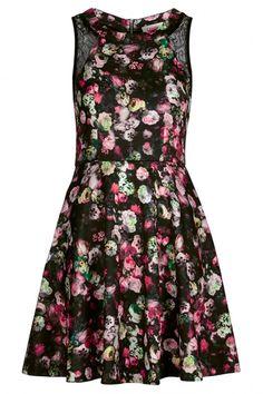 Louche Rosa Floral Dress