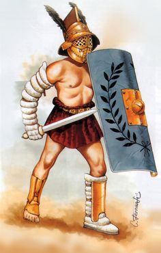 What to write about gladiators on a research paper?