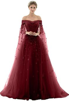 Red Wedding Dresses, Wedding Gowns, Prom Dresses, Lace Wedding, Wedding Bouquets, Burgundy Gown, Burgundy Wedding, Fantasy Gowns, Quince Dresses