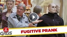 Fugitive Transforms Into Mannequin- Just For Laughs Gags Check more at http://92tube.com/2014/12/fugitive-transforms-into-mannequin-just-for-laughs-gags.html