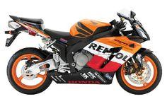 2005 Honda CBR1000RR Repsol