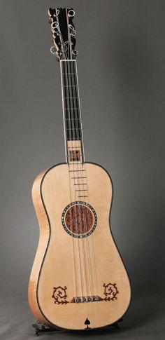 Catch of the Day: 2010 Luis Feu de Mesquita Stradivari Cremona 1688   The Fretboard Journal: Keepsake magazine for guitar collectors