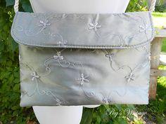 Unique Vintage Avon Handbag//Fall Purse by PegsVintageJewellery