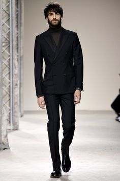 Hermès Fall 2013 suit