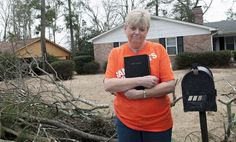 By working in the name of Jesus, Samaritan's Purse volunteers are helping repair more than ice damage in the lives of Georgia residents who were impacted by the historic winter storm.