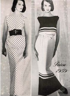 1959 style and fashion   1950s Fashion Trends-50s Spring Fashions 1959   Vintage Style Files