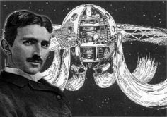 NIKOLA TESLA claimed to have seen Present, Past and Future at the same time in 1895 experience