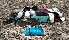 This compression sack with compartments ($40) | 33 Genius Travel Accessories You Didn't Know You Needed