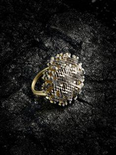 Jo Hayes Ward Fine Jewellery #contemporary #jewelry