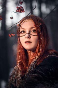 Voice of Nature - ziomantaz: Winter witch…