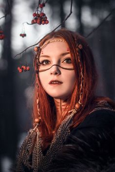 ziomantaz:  Winter witch…