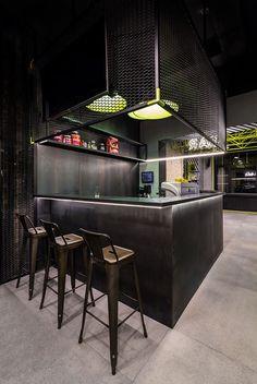 ЕБШ TRX BOX BAR on Interior Design Served