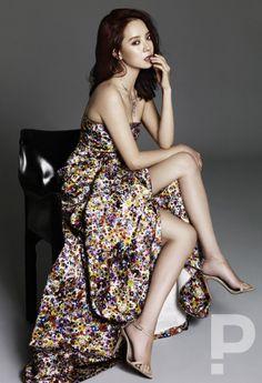 Song Ji-Hyo 송지효 1st Look 2014/01