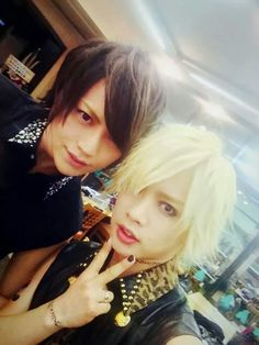 Shou.Hiroto(Alice Nine)
