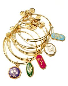 Alex and Ani Birth Flowers Collection   Bloomingdales's
