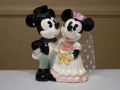 I am not sure if this is already known, but you can send a wedding invitation to Mickey and Minnie and you can get a signed autograph picture of them wishing you congratulations. Just send it to:  Mickey and Minnie Mouse  The Walt Disney Company  500 South Buena Vista Street  Burbank, California 91521