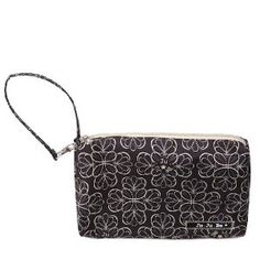 Ju-Ju-Be Be Quick Pouch in Licorice Twirl