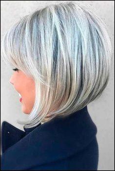 Beste Frisuren für Frauen 2018 Mittel Kurz Langes Haar | Frisuren ... #Frisuren2018 #HairStyles #bobfrisuren2018 #ModerneFrisuren #kurzhaarfrisuren2018 #frisurenmänner2018 #TrendMode #Damenfrisuren #Hochzeitsfrisuren #Kinderfrisuren #Langhaarfrisuren #Lockenfrisuren #PromiFrisuren #haarschnitt 2018 Bob Haarschnitte zu Gunsten von Frauen. Von dort sind Haarschnitte eine sichere Möglichkeit, Stress abzubauen und zu wahrnehmen, wie Sie eine en...