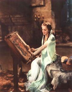 Olivia de Havilland as Maid Marian (The Adventures of Robin Hood, 1938)