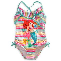 Ariel Swimsuit for Girls