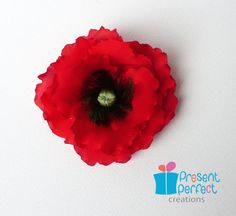 Sample sale fabric flower veterans day fabric poppy poppy corsage sample sale fabric flower veterans day fabric poppy poppy corsage poppy jewelry veteran poppy remembrance poppy flowersred mightylinksfo