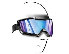 """Check out new work on my @Behance portfolio: """"Ski goggles concept render"""" http://be.net/gallery/59772533/Ski-goggles-concept-render Visit https://store.snowsportsproducts.com for endorsed products with big discounts."""