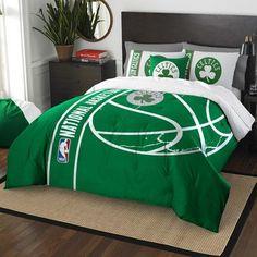 Northwest Co. NBA Celtics Basketball Comforter Set Size: Full