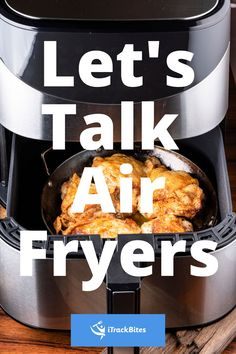 Because so many of you are air-fryer fans, perhaps even super fans, we thought it would be helpful to open up a conversation about them! Here's how we use air fryers... Healthy Eating Tips, Healthy Foods, Healthy Recipes, New Kitchen Gadgets, Roast Turkey Breast, Oven Canning, Buffalo Wings, Roasted Turkey, Pantry