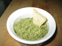 Green Hummus. #kids #health