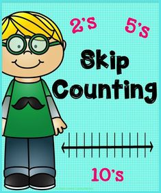 Various ways to work with your students on how to skip count and gets them up and active! Math Classroom, Kindergarten Math, Teaching Math, Teaching Ideas, Kindergarten Addition, Classroom Ideas, Classroom Organization, Preschool, Classroom Inspiration