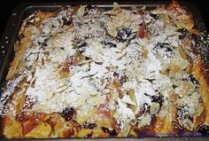Panettone-Apfel-Gratin mit Cranberries - https://www.facebook.com/media/set/?set=a.533555636742827.1073741900.504055336359524&type=3&uploaded=5