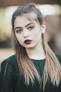 Beautiful girl portrait - Girl portrait.