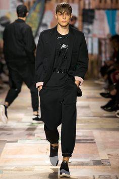 Y-3 FW15 Mens Fashion Week