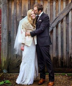Claire Coffee (Grimm)and (Punch Brothers) Chris Thile Wedding 2013