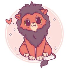 A quick little chibi Scar! 🦁 He's def one of my favourite Disney villains, it's hard to beat a sassy lion 😂💕 Cute Animal Drawings Kawaii, Cute Kawaii Animals, Cute Drawings, Kawaii Disney, Disney Diy, Cute Disney, Kawaii Chibi, Cute Chibi, Kawaii Art