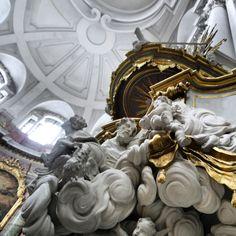detailaufnahme - #kanzel der #hofkirche #dresden