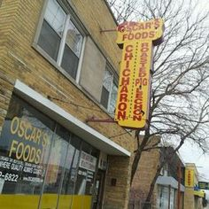 Oscar's Foods - Chicago, IL, United States. Storefront